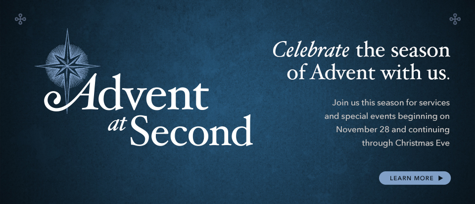 Advent at Second slide