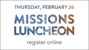 Missions Luncheon image