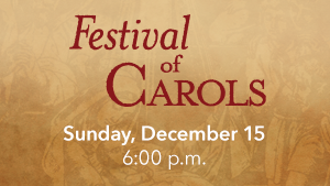 Festival of Carols bottom ad image