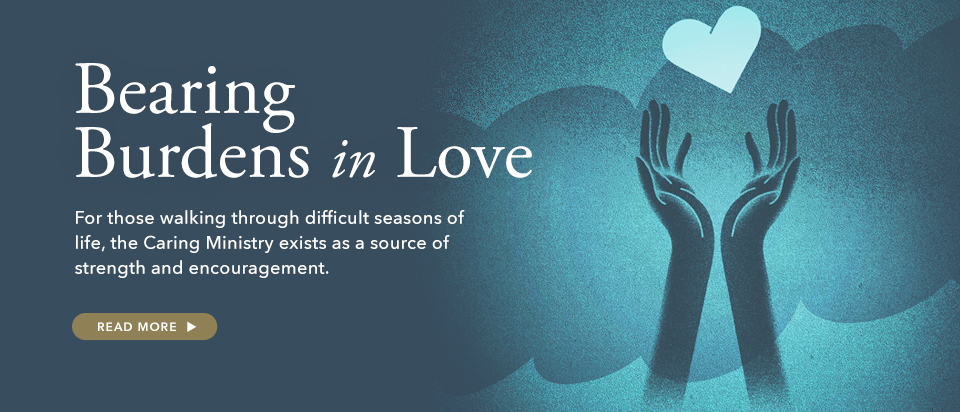 Bearing Burdens in Love slide