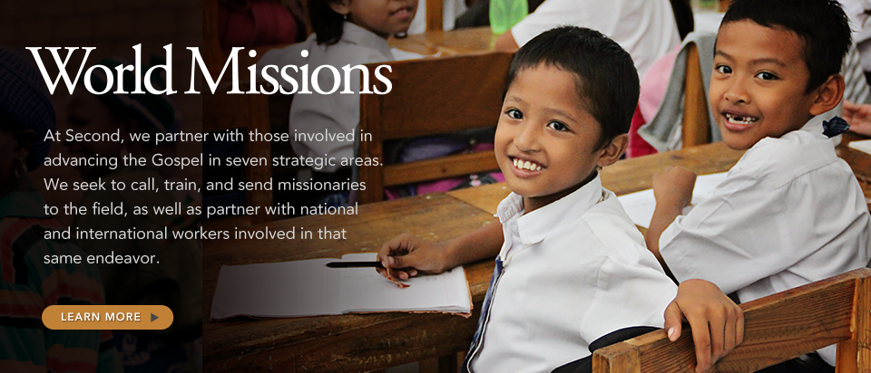 World Missions slide